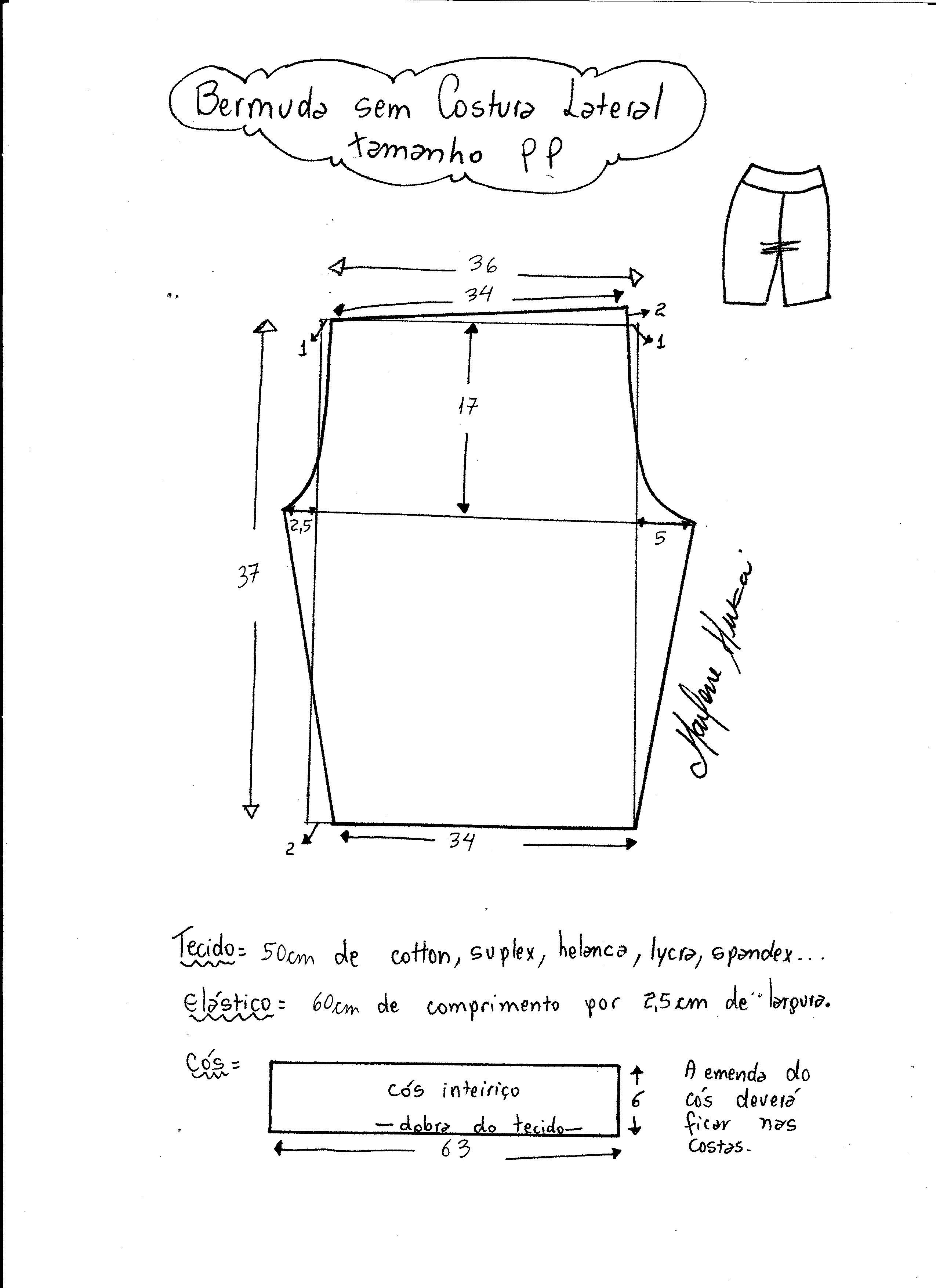 Как сделать точную выкройку-основу 89